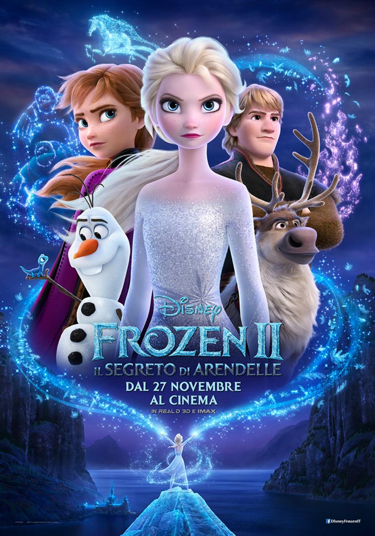 Guarda questa foto sull'evento Frozen 2, il segreto di arendelle a Imperia